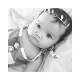 Cek Harga Baru Bronzing Daun Bayi Perempuan Bando Elastis Untuk Bayi
