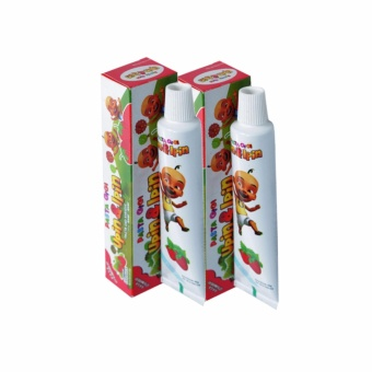 CDS Pasta Gigi Upin Ipin - Strawberry 50gr - 2 pcs