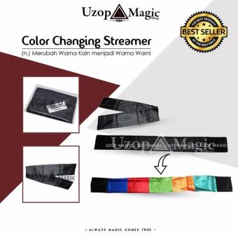 Color Changing Streamer (Alat Sulap)