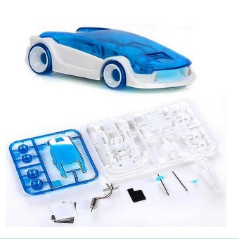 Creative Toy Car Salt Water Power Fuel - intl