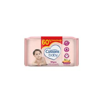 Cussons Baby Wipes Soft & Smooth Extra ...