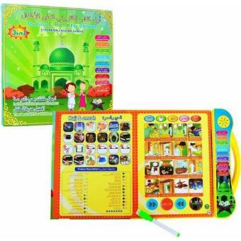 E Book Muslim Untuk Anak Ebook Islam 3 Bahasa Spesial Islamic