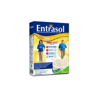 ENTRASOL Gold Plain Tawar Box 370g / 370 g