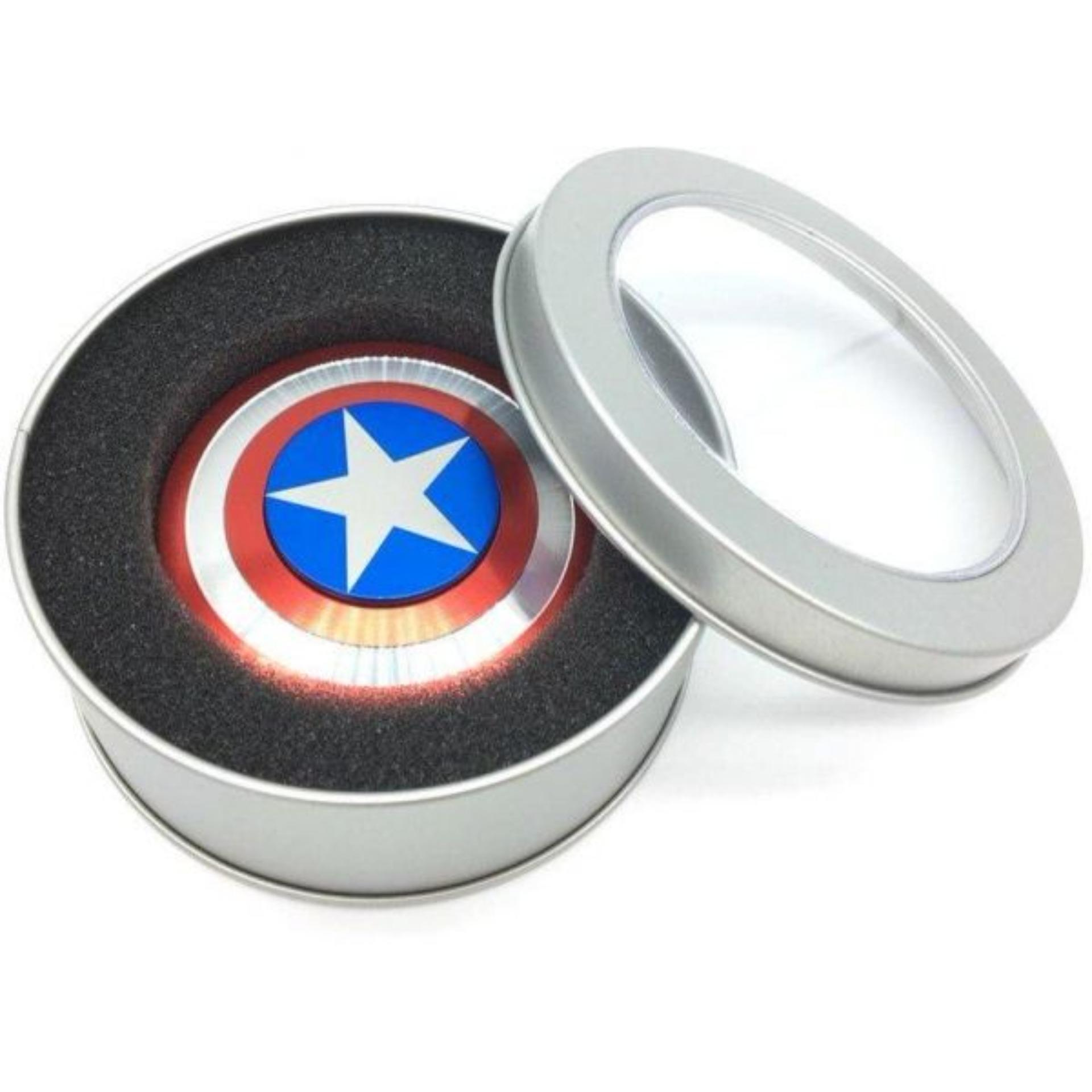 fidget spinner captain america good quality