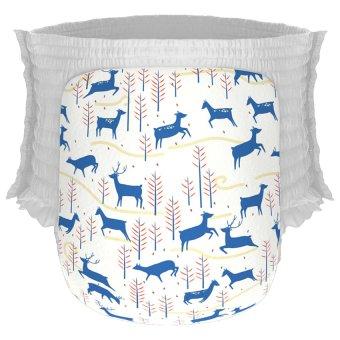 Baby Happy Body Fit Pants Popok Anak Dan Bayi Size Xl 26 Pcs .. Source · Happy Diapers Pant Popok Bayi - I Deer You - Size L - 26 pcs