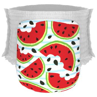 Happy Diapers Pant Popok Bayi - Sweet Watermelon - Size L - 26 pcs