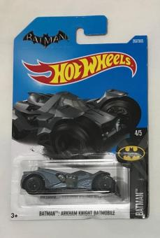 Hot Wheels 2017 Batman: Arkham Knight Batmobile