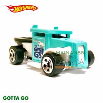 Hot Wheels Diecast Mobil Gotta Go Mainan Edukasi Anak Pajangan