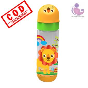 i-shop Baby Safe Feeding Bottle 250 ml / Botol Susu Bayi 250ml / Botol Susu Karakter Hewan / AP002