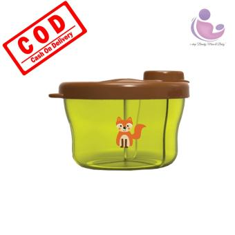 i-shop Baby Safe Milk Powder Container / Tempat Susu Bubuk Bayi Sekat 3