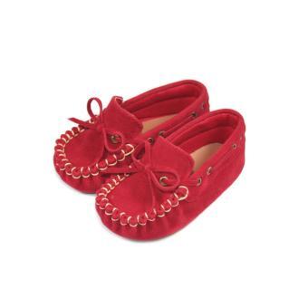 Eelic Bay S11 Coklat Muda Sepatu Bayi Laki Laki Motif Bola ... Source · Tamagoo Sepatu Bayi Laki Laki Baby Shoes Prewalker Marc Red .