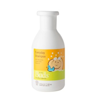 Harga Buds Organic Every Day Shampoo for baby 225ml