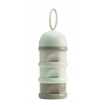 Beaba Stack Formula Milk Container - Pastel Blue