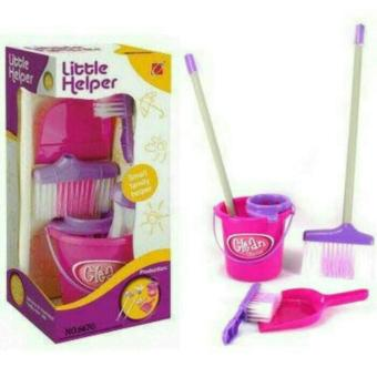 Harga LIttle Helper Mainan Sapu Set
