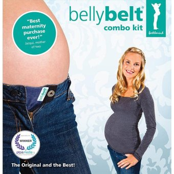 Fertile Mind Belly Belt Combo Kit - Extension Belt untuk Masa Kehamilan