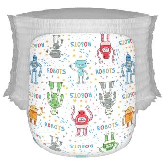 Harga Happy Diapers Pants XL22 Robots
