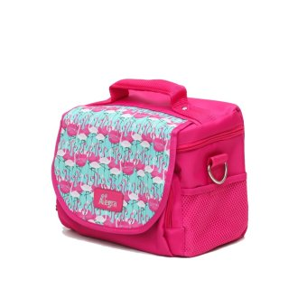 Harga Allegra Alma Cooler Bag Pink