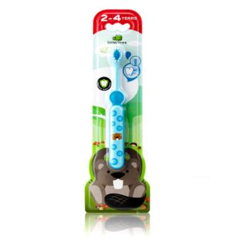 Harga Little Tree Toothbrush_2-4 Years