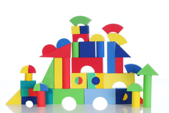 Harga Amango Foam Building Blocks