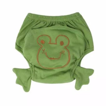 Harga Hequ Baby Toddler Toilet Training Pants Nappy Underwear Cloth Diaper - intl