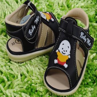 Eelic Bay Sep6 Coklat Sepatu Bayi Prewalker Monkey Oke Daftar Source Sepatu Sendal Laki Laki Bayi