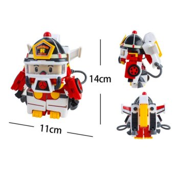 Harga Robocar Poli Roy Action Pack - Space