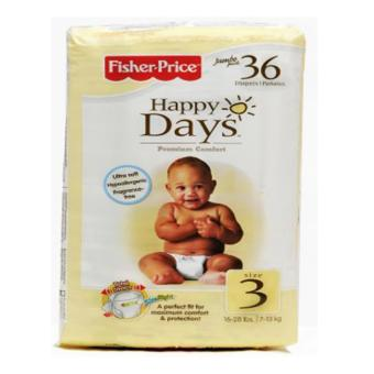 Harga Fisher Price Happy Days Diapers