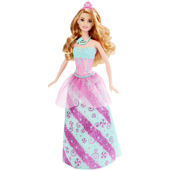 Harga Barbie® Princess Candy Doll