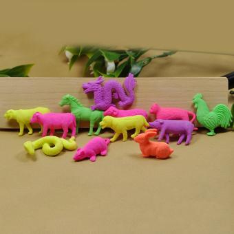 ... Gerak Source · Harga 20 buah set pertumbuhan hewan air warna warna warni mainan anak mainan