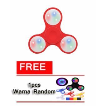 Lucky - Fidget Hand Spinner/Mainan Spinner Tangan Penghilang Kebiasan Buruk - EDC Ceramic Ball