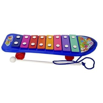 honey bee babyshop Xylophone Skateboard Mainan Musical - Kolintang