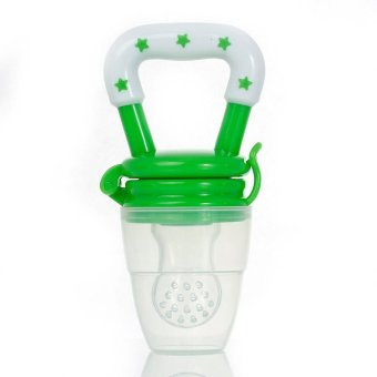 Honey Bee Babyshop Baby Food Feeder Empeng Dot Bayi Balita Sari Buah Daging Sayur
