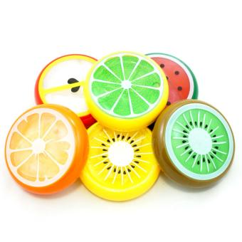 TSH Mainan Slime Korea Motif Buah 1 Buah - Multi Colour
