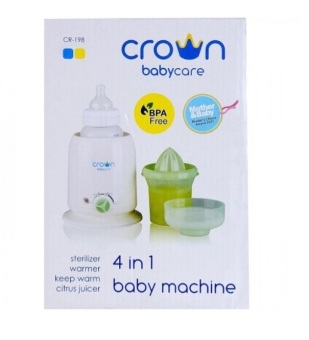 Harga Crown Warmer 4 in 1/Pemanas Susu