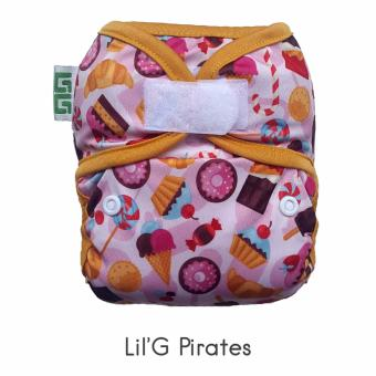 Harga GG Cloth Diaper Lil-G Sweet