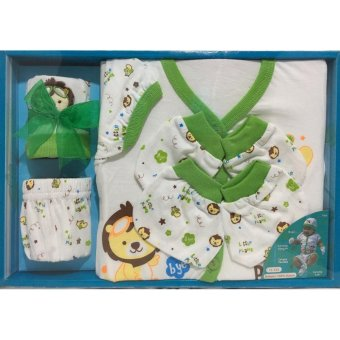 Harga Kiddy Baby Set Kiddy - Lion 11153 Green