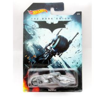 Harga Hotwheels Batman Series : Bat-Pod