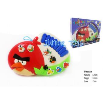 Harga Mainan Piano Angry Birds Flied Here