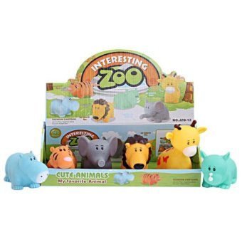 Harga Mao Animal Vinyl Zoo