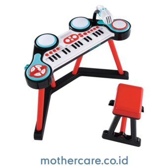 Harga ELC Key-Boom-Board - Red