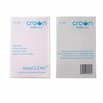 Harga Crown Easy Clean