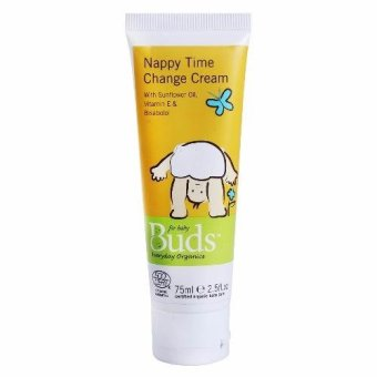 Harga Buds Nappy Time Change Cream 75ml