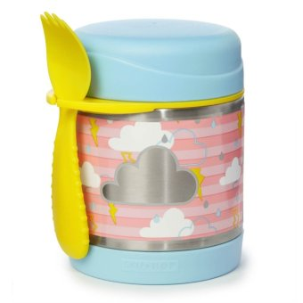 Harga Skip Hop Forget Me Not Insulated Food Jar Cloud