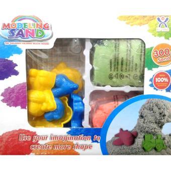 Tomindo Modeling Sand 1225