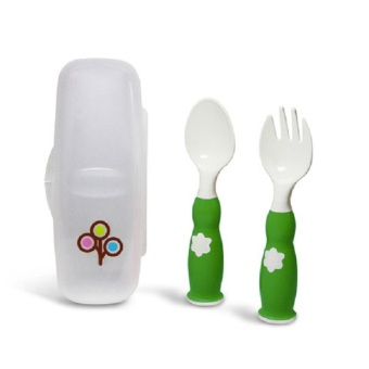 Harga Zoli Fork & Spoon (with case)