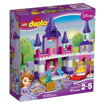 Harga LEGO® DUPLO® Sofia the First - Sofia the First Royal Castle