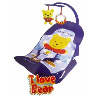 Harga Sugar Baby Infant Seat Bouncer - I Love Bear