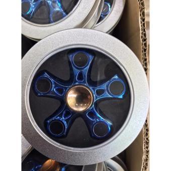 20 Pcs set Silikon Mobil Roda Mur Baut Penutup Debu Pelindung Tire Katup .