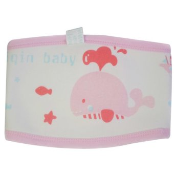 Harga Fang Fang Baby Kids Belly Band Cover Warmer Prevent Catching Cold (Pink)