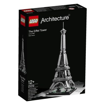 Lego 21019 Architecture : The Eiffel Tower
